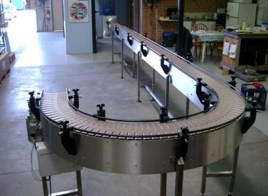 Пластичные конвейера конвейер для роллов